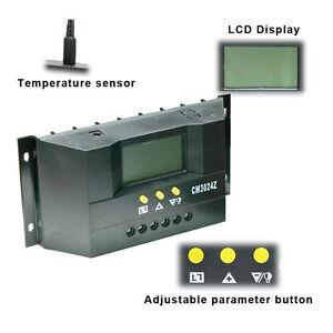 20-AMP-SOLAR-REGULATOR-SOLAR-KING-CARAVAN-RV-12V-4X4