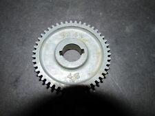 46 Tooth Atlas Craftsman Dunlap 109 101 618 6 Metal Lathe Change Gears