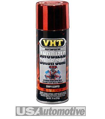 VHT ANODIZED RED COLOR COAT PAINT - SP450