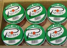 PAUTZKE BAIT CO. BALLS O' FIRE GREEN LABEL SALMON EGGS 6 PACK (1/2 CASE)