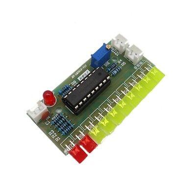 1pcs LM3915 10 segment audio level indicator DIY kit NEW M58