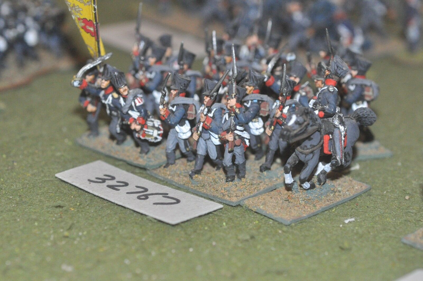 las mejores marcas venden barato 25mm Regimiento napoleónicas/Prusia - - - 25 figuras-INF (32767)  forma única