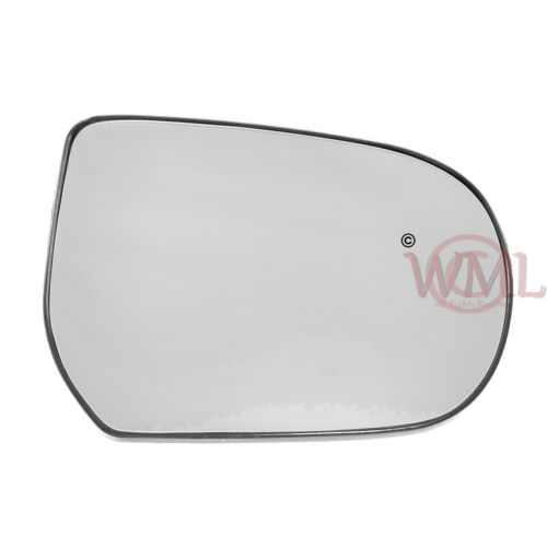 Chauffé /& base Rightside /> 2004 porte miroir verre argent Convexe Ford MAVERICK 2001