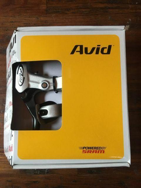 Avid FR-5 Bicycle Brake Lever Set 00.5215.001.000