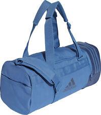 16f566177139 adidas Convertible 3 Stripes Duffel Sports Bag. adidas A24438628 for ...