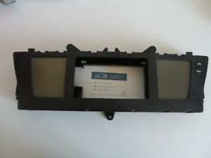 Tableau De Bord Conteur Compteur Vitesse Citroen C4 Picasso P9801543880 100175 Ebay