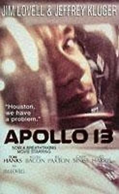 1 of 1 - Apollo 13, By Jim Lovell & Jeffrey Kluger,in Used but Acceptable condition