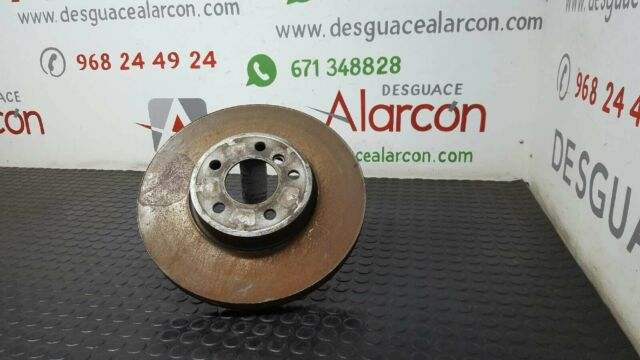 112465 DISCO FRENO DELANTERO  BMW X5 (E53)   34116859679