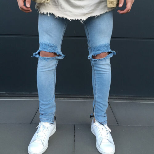 slim slim denim en Pantalon en slim d Pantalon denim en Pantalon denim d d AFgwgqI