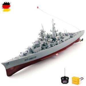 Rc Bootschiff Kriegsschiff Schlachtschiff Modell Bismarck Modellbau