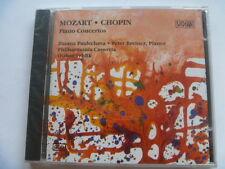 4891030181021 MOZART PIANO NO 20 CONCERTO PIANO CONCERTO 1 NEW SEALED CD