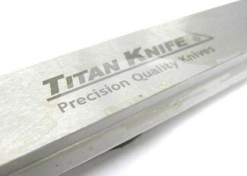 """16-1//4 x 1 1//4  x 5//32 V2 HSS PLANER KNIVES 16/""""  Powermatic 160"""