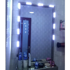 Mirror LED Light with remote For Cosmetic Makeup Vanity Lighted White KIT 5ft