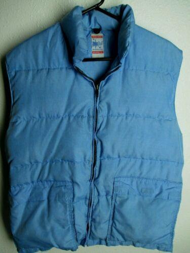 1970's vintage Frostline Kit Goose Down Vest puffe