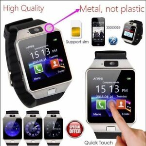 Details about LATEST DZ09 Bluetooth Smart Watch Camera SIM For LG Samsung  Android Phone iPhone