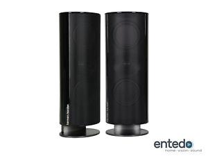 2-Sat-Lautsprecher-vom-Harman-Kardon-HKTS-30-35-Heimkino-Boxen-Speaker-SAT-TS30