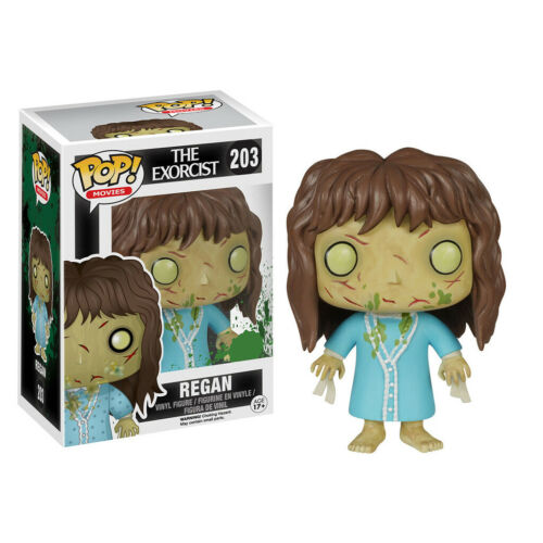 Funko Pop Movies 203 The Exorcist 6141 Regan