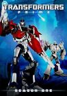 Transformers Prime Complete First Sea 0826663130928 DVD Region 1