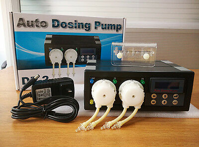 Jebao/Jecod DP-2 Auto Dosing Pump -Automatic Doser for Reef aquarium elements