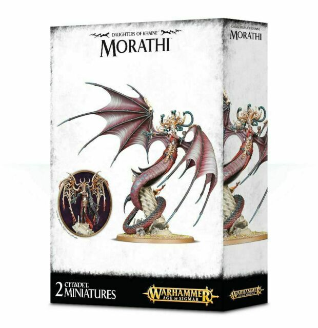 Daughters Of Khaine Morathi AOS