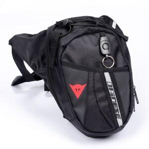 Praktische-Motorrad-Reise-Herren-Hueft-Bauch-Guertel-Tasche-Leg-Bag-Bein-Tasche-DE