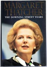 The Downing Street Years by Margaret Thatcher (1993, Hardcover)