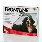 FRONTLINE Plus Flea and Tick Treatment for Extra Large Dogs - 6 Doses