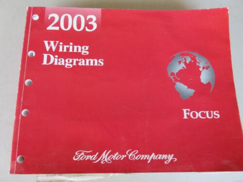 2003 Focus Wiring Diagrams