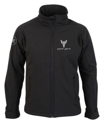 yamaha MT10 MT09 MT07 tribute Soft Shell Jacket gift