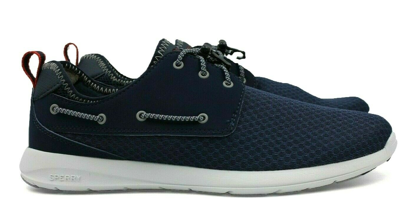 SPERRY Top-Sider Sojourn Plain Toe Men's Casual shoes - Navy - Size 8.5 - NEW