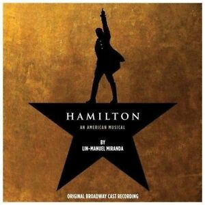 Image result for hamilton musical poster