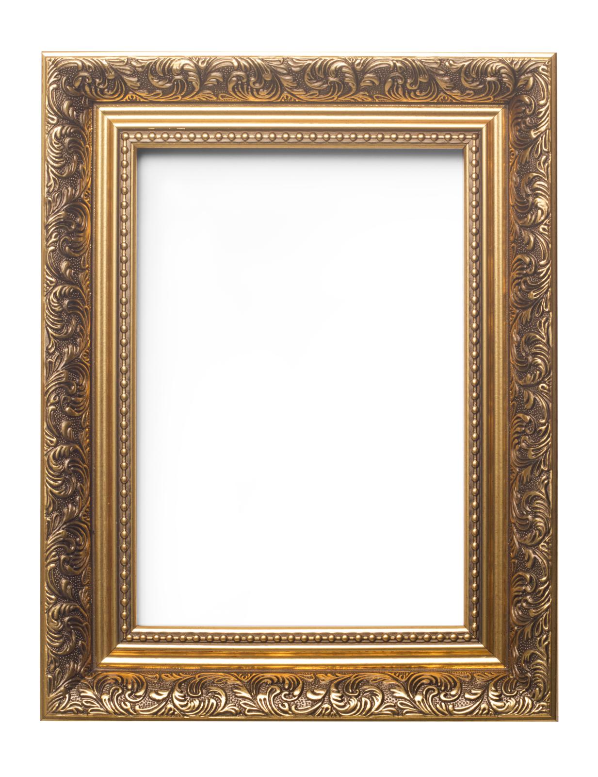 Kunstvoll Antiker Stil Bilderrahmen Bilderrahmen Französisch Barock ...