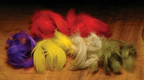 Mallard Flank FeathersChoice of ColoursFly Tying Feathers