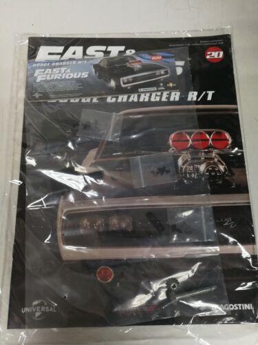 Dodge Charger R//T 1//8 Fast and the Furious Ausgabe 20 Das Lenkgetriebe