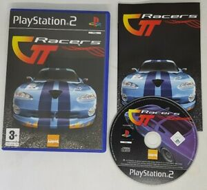 GT-Racers-Video-Game-for-PlayStation-2-PS2-PAL-TESTED-VGC