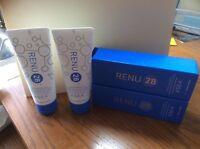 Renu 28 Skin Revitalization Gel By Asea, Expired 2 Tubes Of 80ml/2.7fl Oz