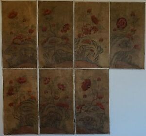 Open-Minded Very Fine Korean 19th Century Joseon Dynasty Minhwa Morando 6 Panels More Discounts Surprises Other Asian Antiques Antiques