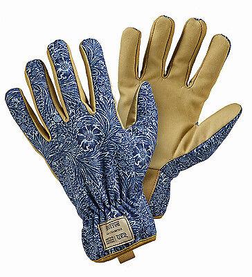 Briers Garden Gloves in William Morris Marigold