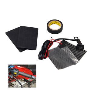 Motorcycle Heated Handlebar Grip Heater Kit 12v Warmer ATV Bike  CN