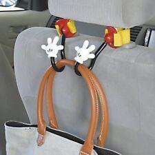 Disney Parks 2 Minnie Mickey Mouse Handbag Hook Purse Holder