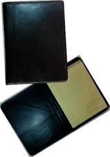 Coach Black Leather Vintage Portfolio Bifold Planner Organizer 125 X 975 Withpad