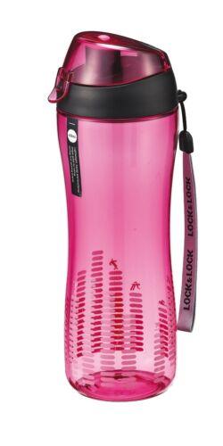 Lock /& Lock pink Bisfree Sportflasche