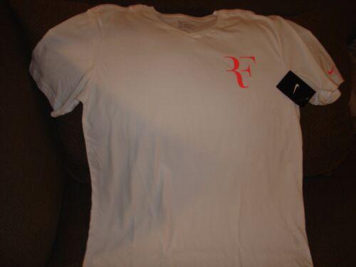 Nike en Federer pr de v cuello camiseta con Nwt qvw4q