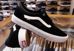 Vans-Shoes-Crockett-Pro-2-Black-White-USA-Size-Skateboard-Sneakers