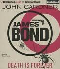 Death Is Forever by MR John Gardner (CD-Audio, 2015)