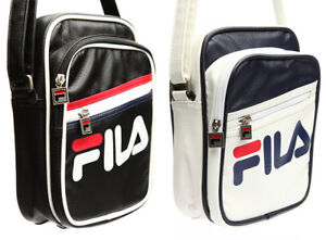 f275c4b7fedf NEW FILA buster shoulder bag flsb315 BLACK OR WHITE