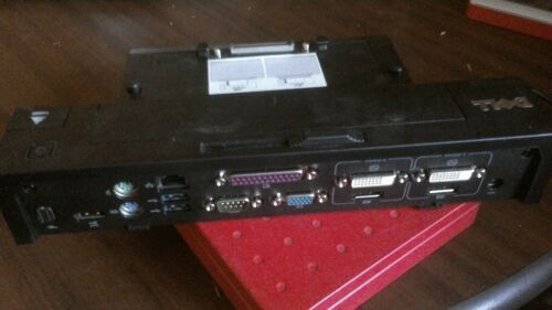 Dell Pro2X latitude E Port Plus docking station E6400 E6420 E6500 E6520 E6410
