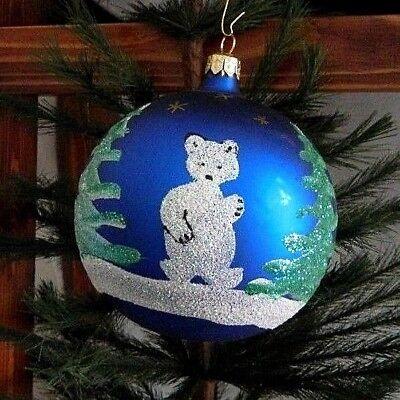 Heart of Haiti Tree Ornament White