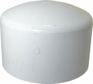 Image Is Loading Worksmart 6 Inch Pvc Pipe End Cap Schedule