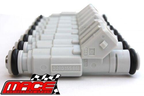 8 X BOSCH 36LB//380CC FUEL INJECTOR FOR HOLDEN CALAIS VT VX VY VZ LS1 5.7L V8